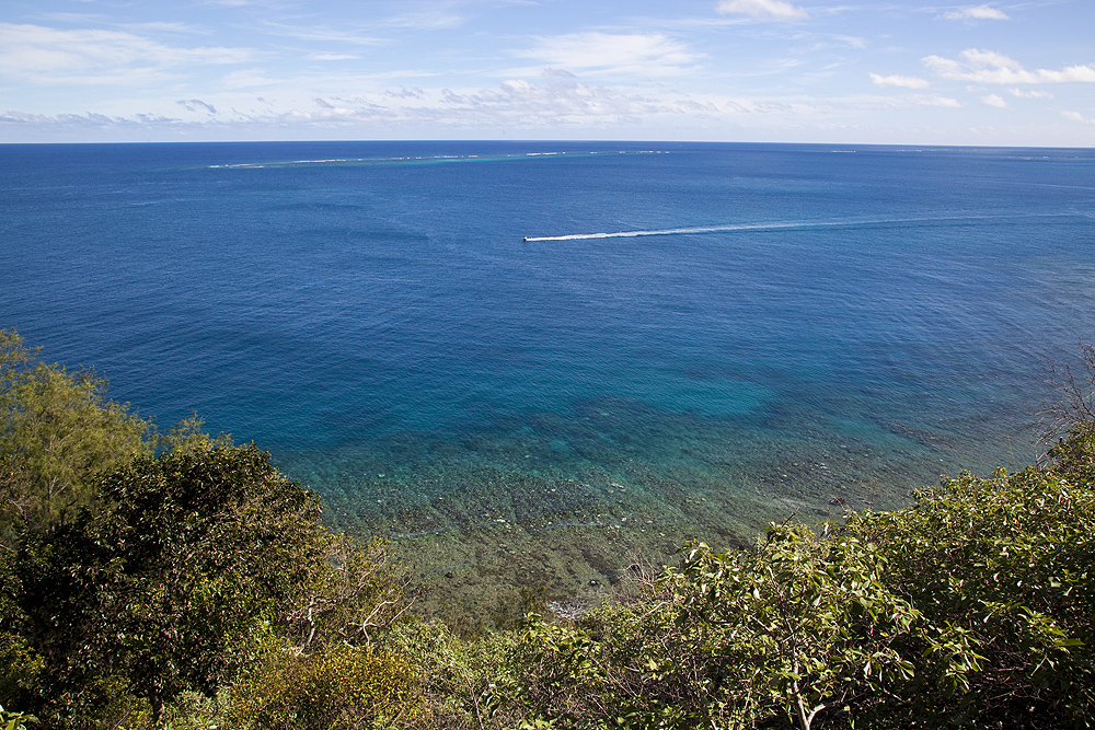 Riff auf Nanuya Balavu Island
