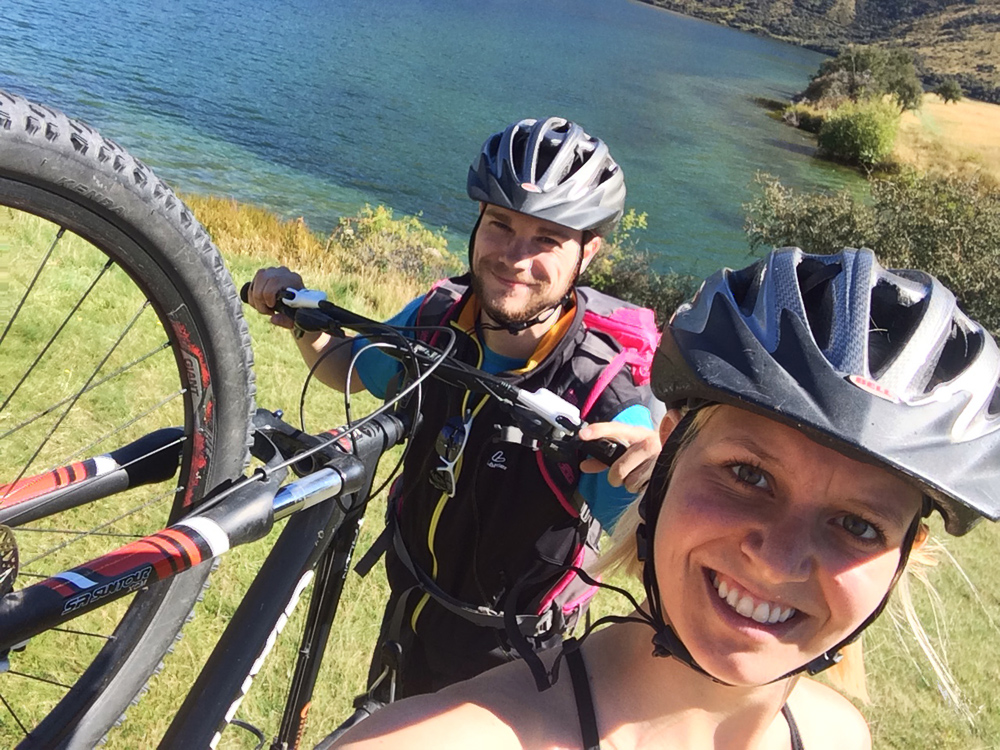 Mountainbiking in Queenstown